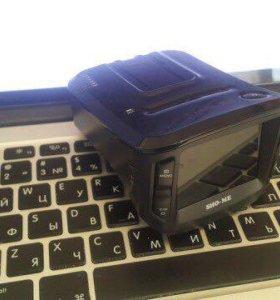 Видеорегистратор антирадар GPS Sho-me combo N1