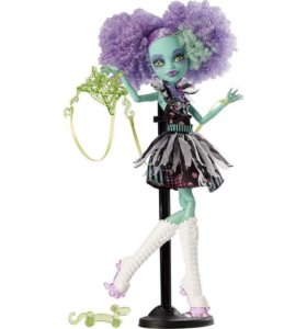 Новая кукла Monster High Honey Swamp
