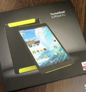 Планшет Pocket Book surfpad 4L
