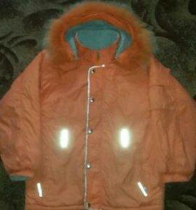 Куртка зимняя 146