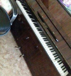 Пианино Аккор