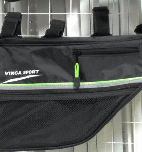 Большая сумка под раму Модель: FB 05-4