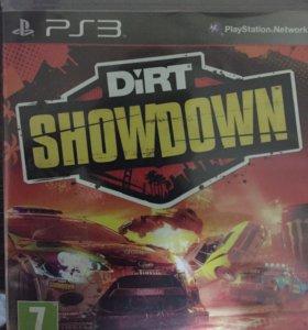 Продам диск dirt showdown