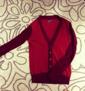 Кофта на пуговицах Graphic Sweater
