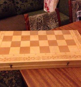 Шахматы. Подарочный набор