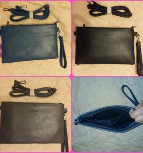 Клатч Zara, женская сумка (новая)