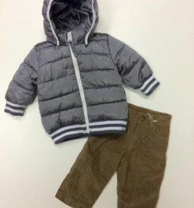 Курточка H&M 74-80 см