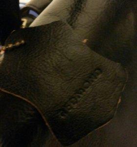 Рюкзак нат.кожа