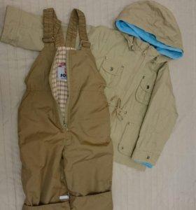 Курточка с брюками с 1,5+ лет
