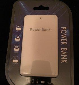 Power Bank аккумулятор 5000mAh