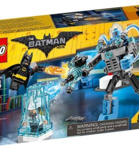 Lego 70901 Mr.Freeze Ice Attack