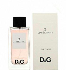 Dolce&Gabbana L'IMPERATRICE 3 - 100 мл