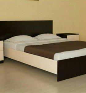 Кровать обычная
