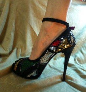 Туфли Италия размер 36