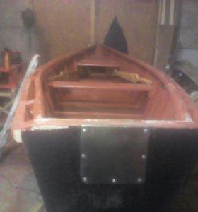 Изготовим лодку