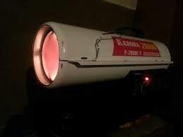 Тепловая пушка керона 20000