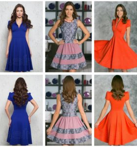 Новые платья р42-52
