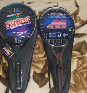 Ракетки для тенниса