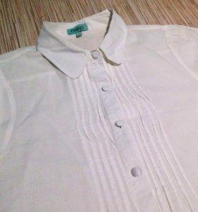 Блузка белая (р-р S)
