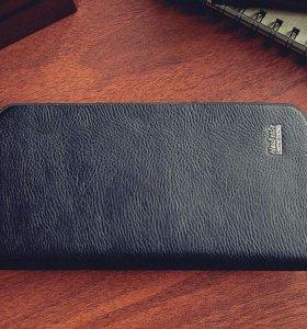 Новый стильный клатч(кошелёк)