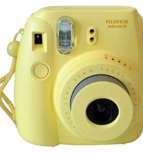 Фотокамера моментальной печати Fujifilm Instax Min
