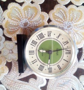 Часы будильник Слава