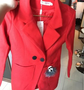 Новое модное пальто