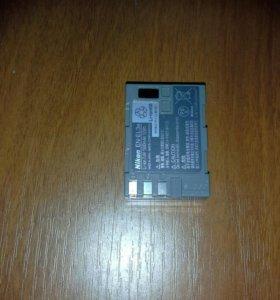 Батарейка EN-EL3e