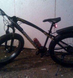 Велосипед BMV