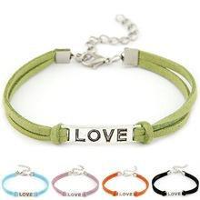 Женские браслеты LOVE