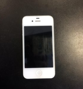 iPhone 4S (16gb) white