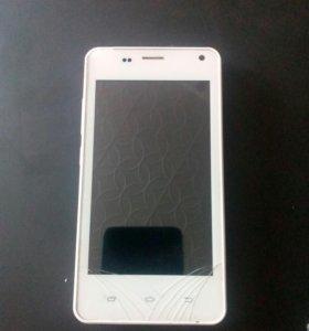 Продам телефон Dexp Ixion E140