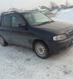 Mazda demio 1998 г