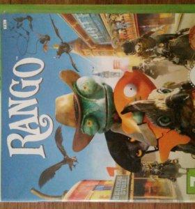 Игра на xbox 360 Rango