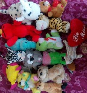 Набор игрушек 14 шт