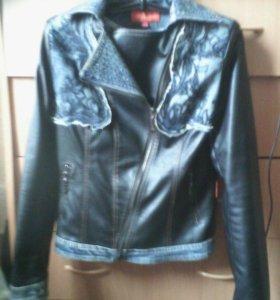 Куртка демисезонная ,46размер