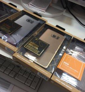Чехлы на Samsung Note7