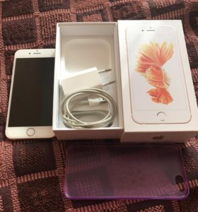 iPhone 6s 64Gb Rose Gold. СРОЧНО