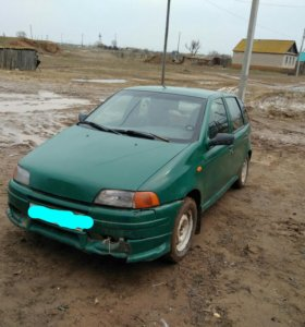 Фиат пунто Fiat punto 1.1МТ