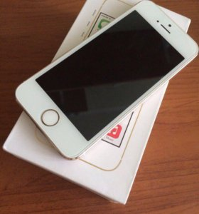 iPhone 5S gold 16gb без Touch ID