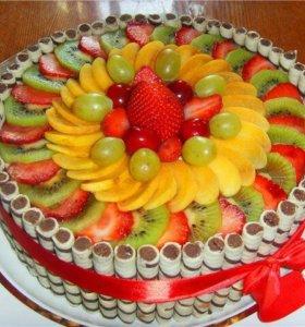 тортики по домашнему
