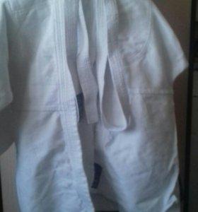 Кимоно для дзюдо (плотное) р150см