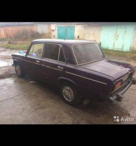 Продаётся ВАЗ 2106 на запчасти целиком