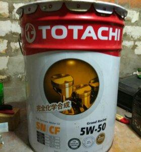 Масло Totachi 5w50 на разлив