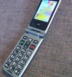 Телефон ракушка