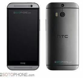 Телефон HTC M 8