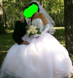 Продам /сдам в аренду свадебное платье