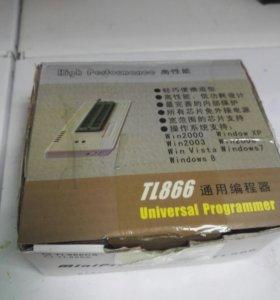 Программатор Tl866