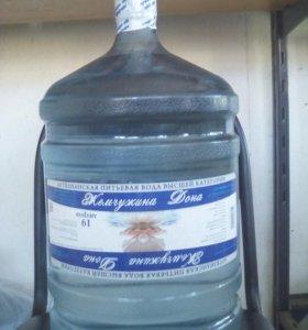 Вода для кулера 19 л
