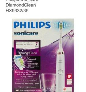 Электрощетка Philips новая 9332